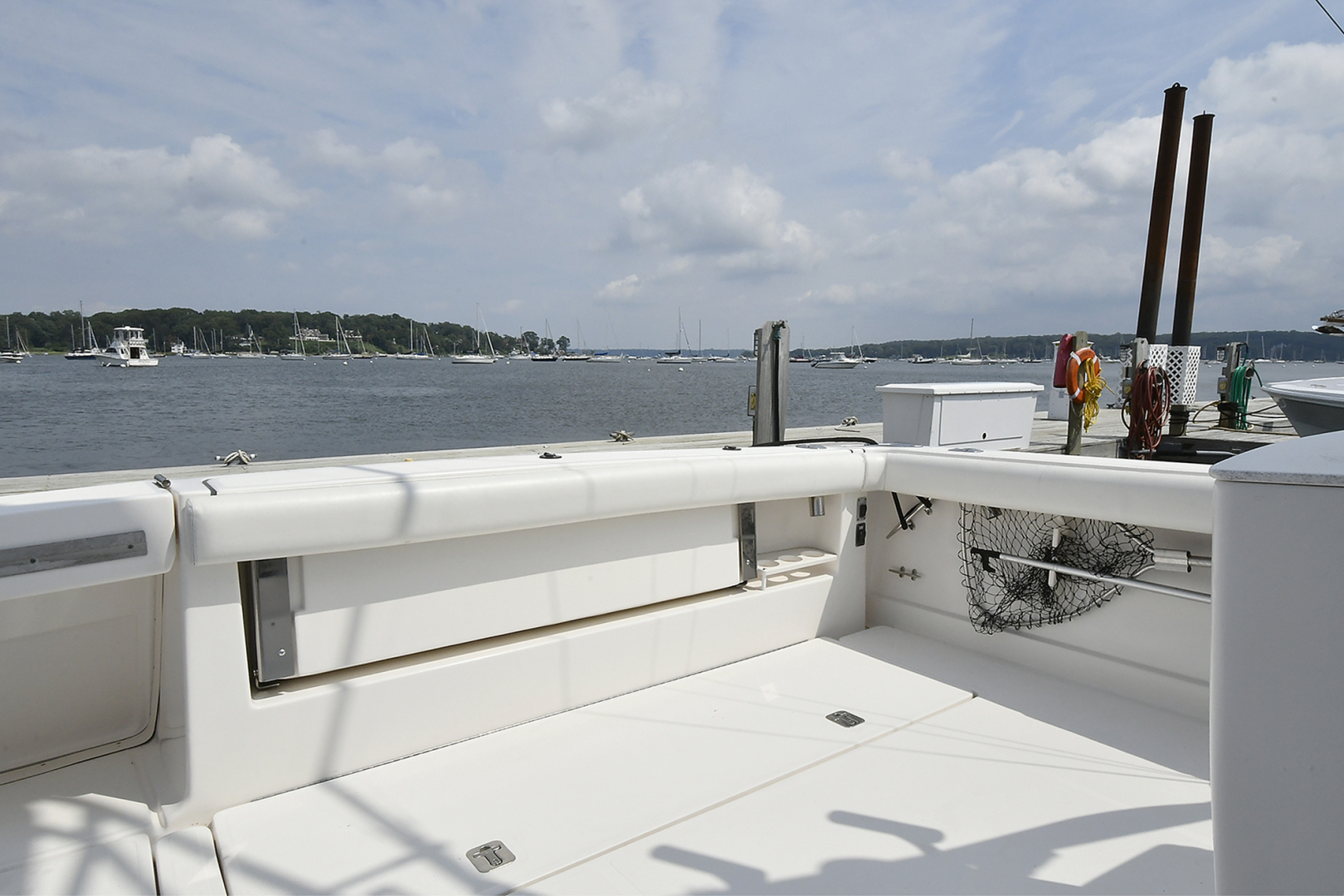 Tiara-3800 Open 2003-Catch 22 Oyster Bay-New York-United States-Cockpit-1224908 | Thumbnail