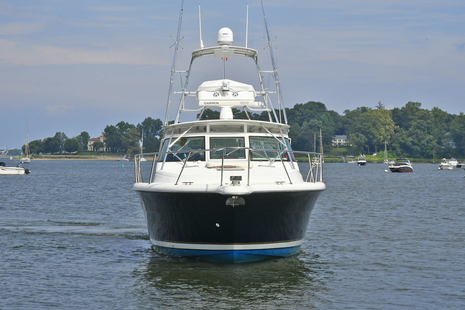 Tiara-3800 Open 2003-Catch 22 Oyster Bay-New York-United States-Bow-1224905 | Thumbnail