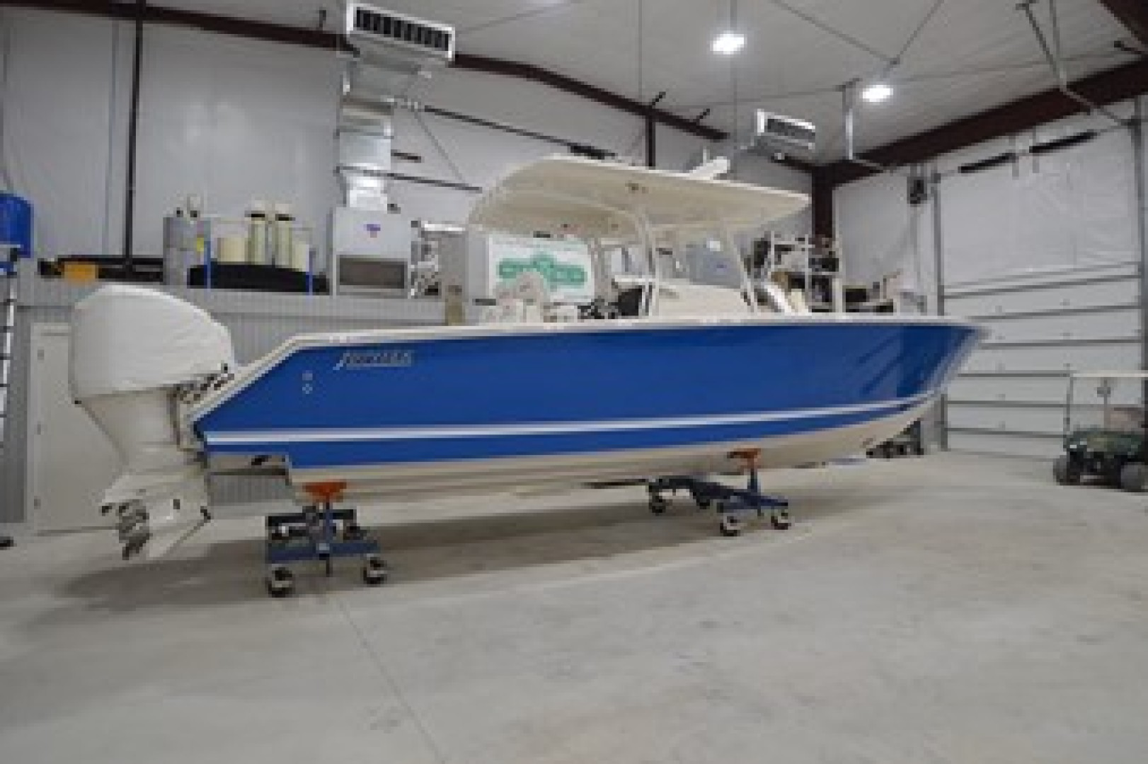 Picture Of: 34' Jupiter 34HFS 2018 Yacht For Sale | 2 of 41