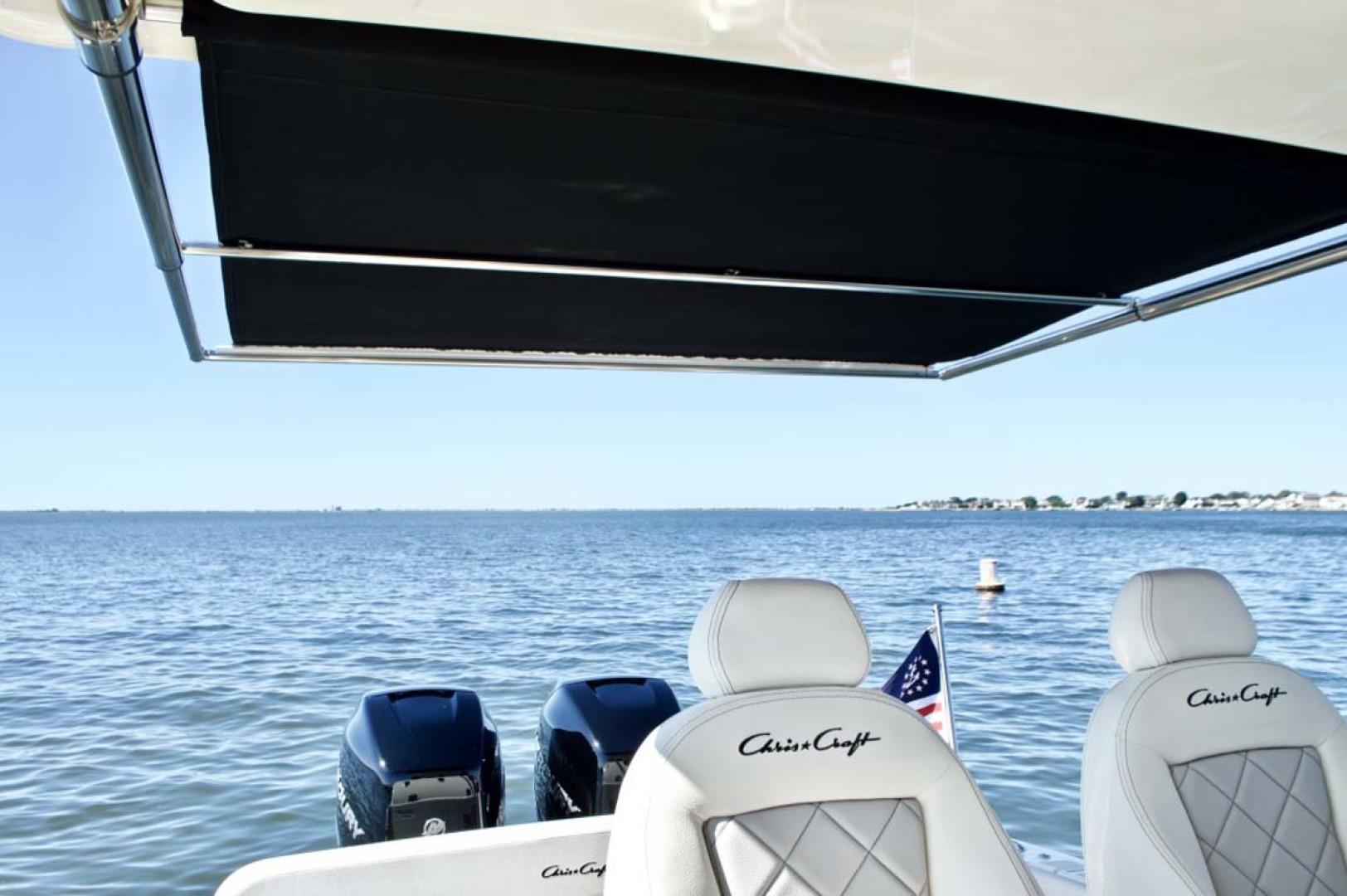 Chris-Craft-30 Catalina 2018-Blue Waters Long Island-New York-United States-Sunshade-1228951   Thumbnail