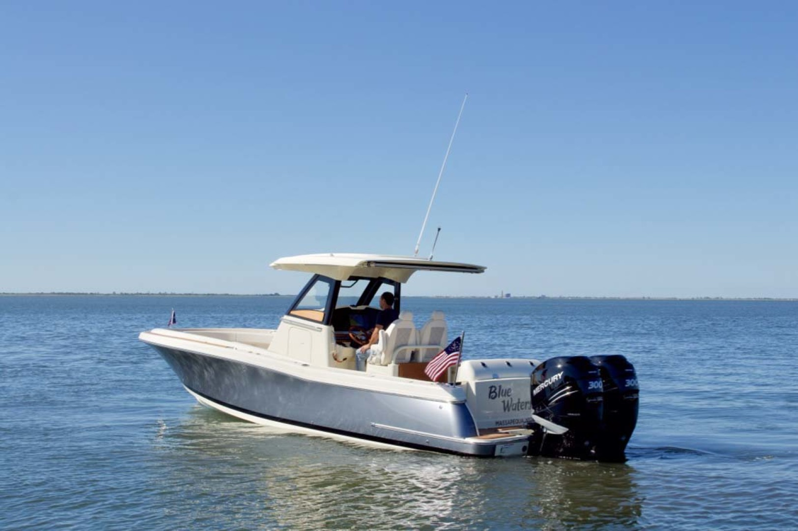 Chris-Craft-30 Catalina 2018-Blue Waters Long Island-New York-United States-Port Qtr-1228932 | Thumbnail