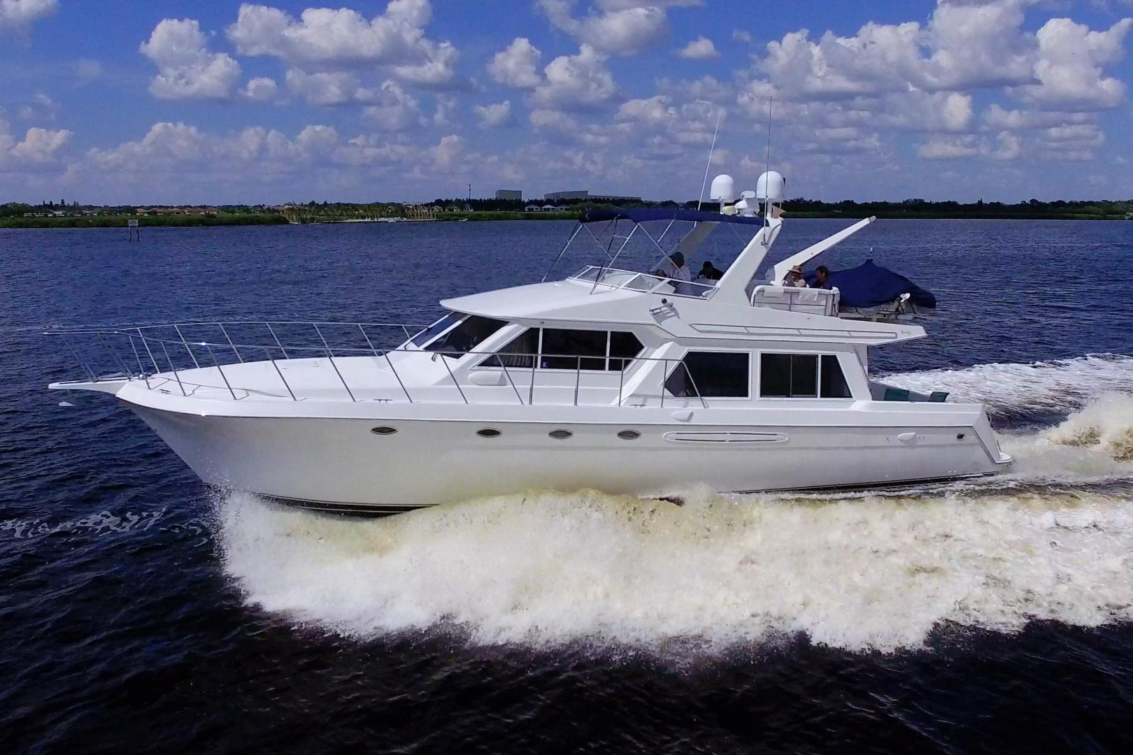 Picture Of: 56' Navigator 56 Piothouse 2001 Yacht For Sale | 2 of 74