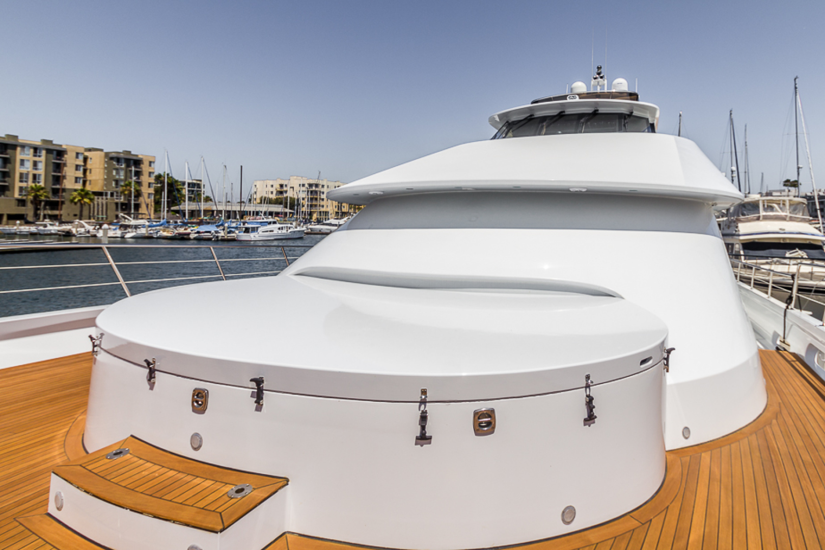 Picture Of: 120' Platinum 2010 Yacht For Sale   2 of 55