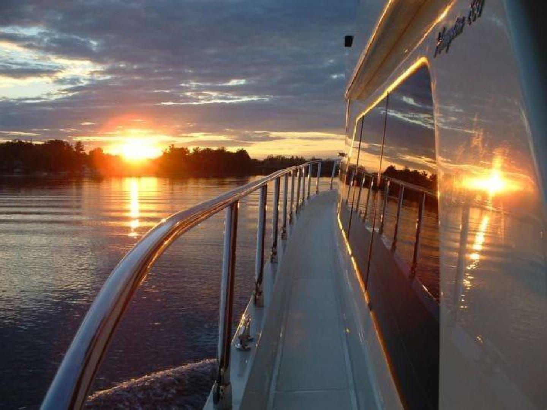 Hampton-630 PH Motoryacht 2008-The Premium Suite Seabrook-Texas-United States-1229339 | Thumbnail