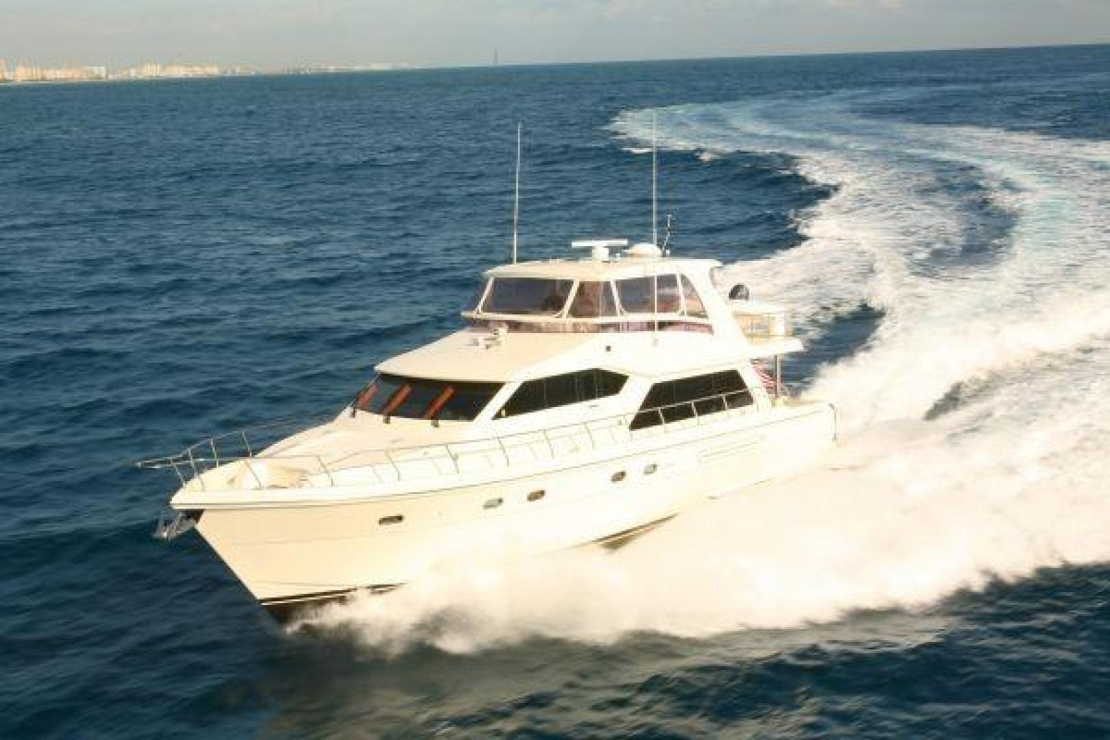 Picture Of: 63' Hampton 630 PH Motoryacht 2008 Yacht For Sale | 1 of 44