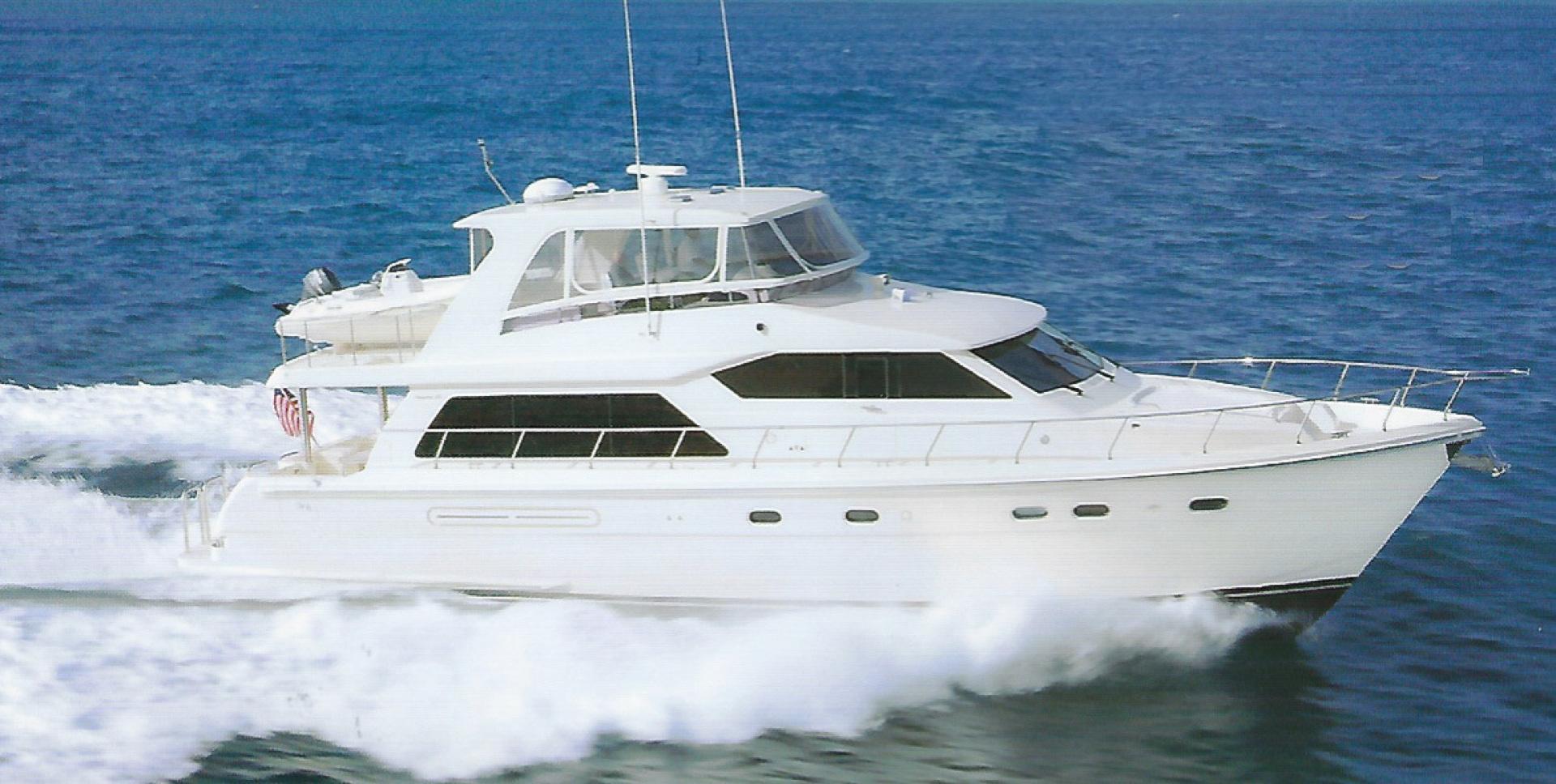 Hampton-630 PH Motoryacht 2008-The Premium Suite Seabrook-Texas-United States-1467971 | Thumbnail