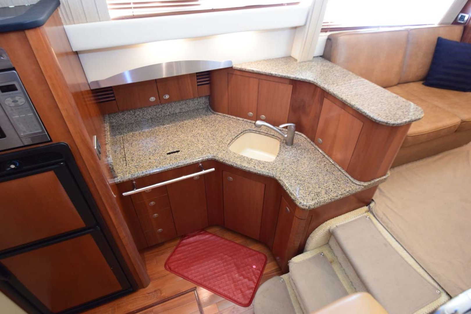 Sea Ray-44 Sedan Bridge 2006-Mr. Munch Coral Gables-Florida-United States-Galley Down Overview-1229849 | Thumbnail