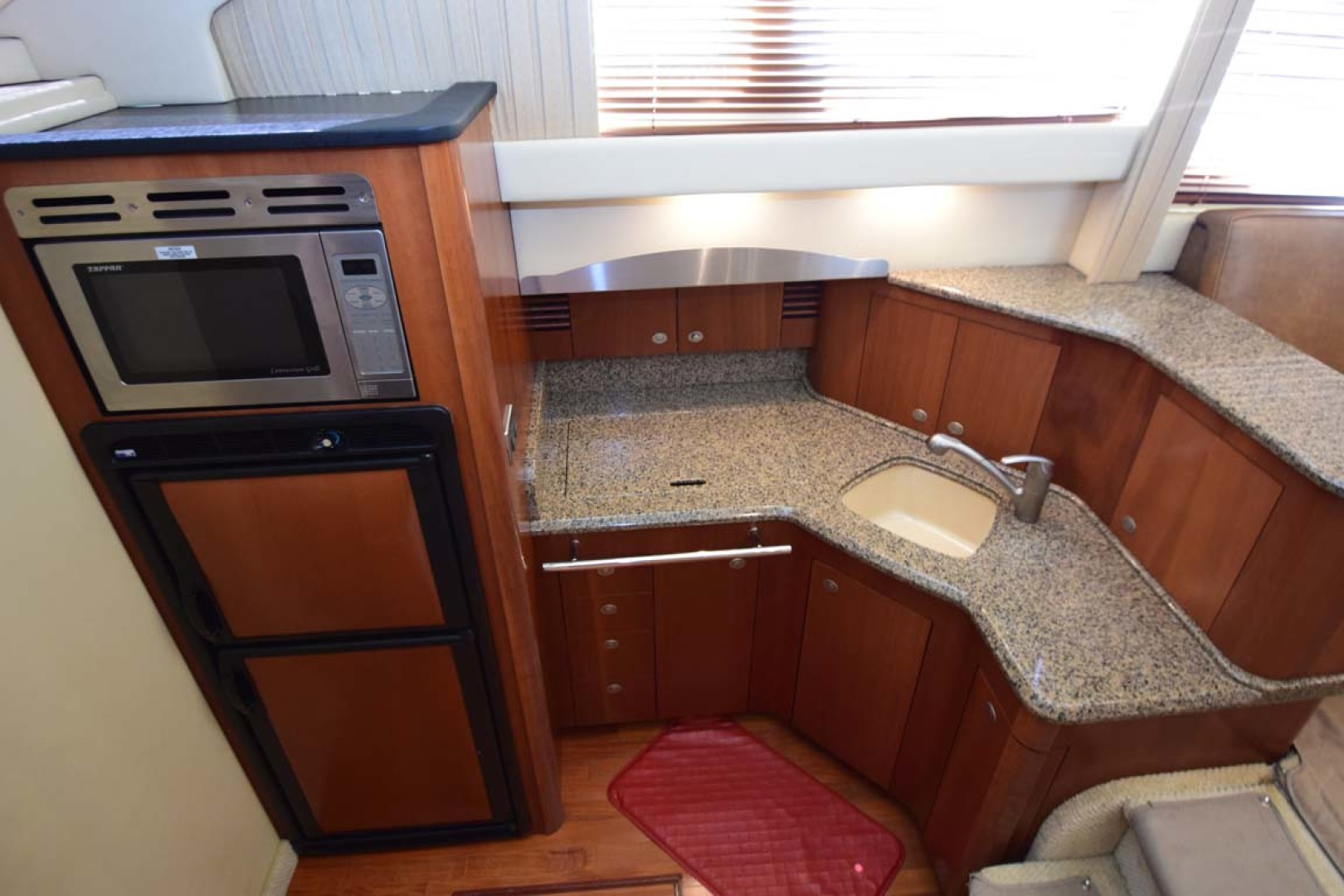 Sea Ray-44 Sedan Bridge 2006-Mr. Munch Coral Gables-Florida-United States-Galley-1229850 | Thumbnail