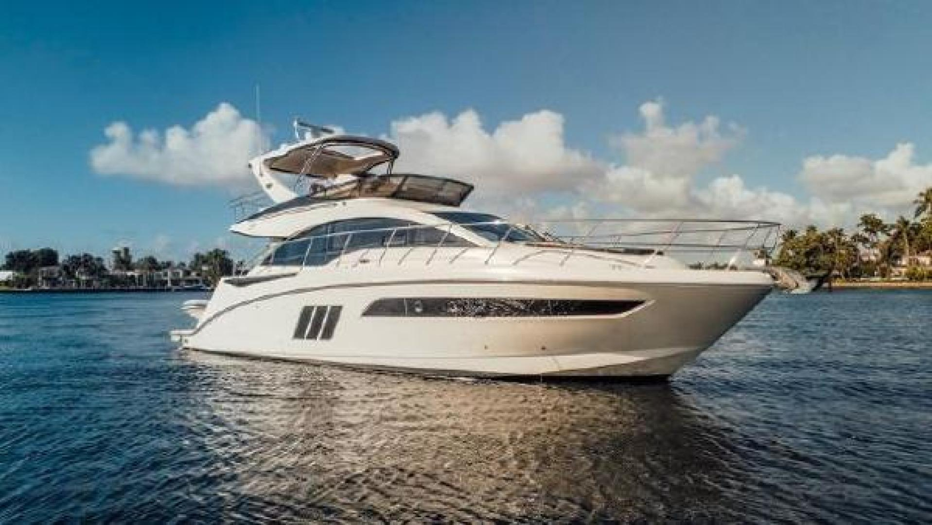 Picture Of: 51' Sea Ray 510 Fly 2015 Yacht For Sale | 2 of 35