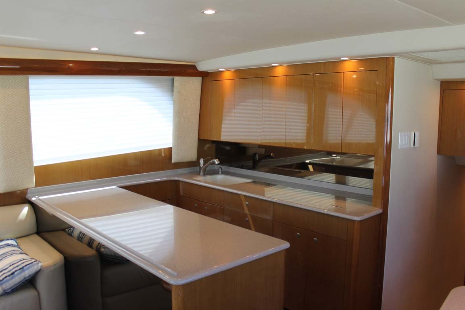 Viking-52 Convertible 2002-Wound Up Cape May-New Jersey-United States-Galley-1230059 | Thumbnail