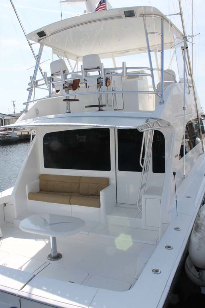 Viking-52 Convertible 2002-Wound Up Cape May-New Jersey-United States-Stern View-1230095 | Thumbnail