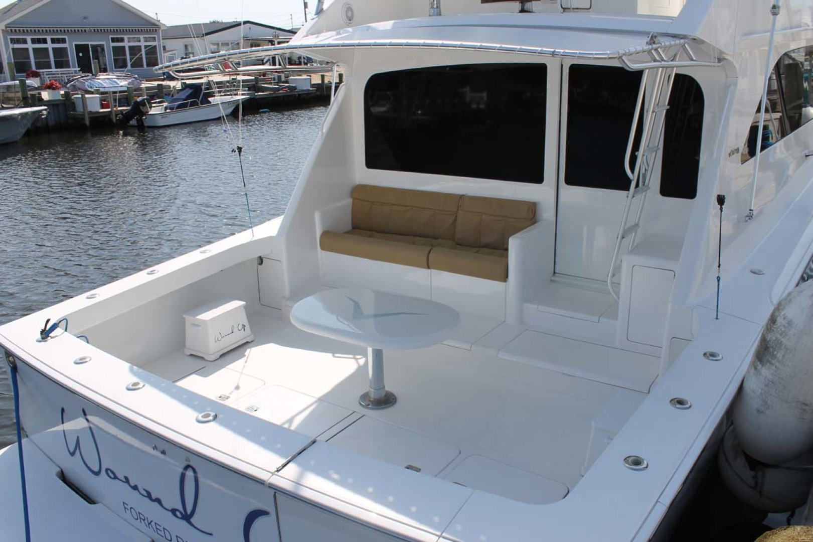 Viking-52 Convertible 2002-Wound Up Cape May-New Jersey-United States-Cockpit-1230094 | Thumbnail