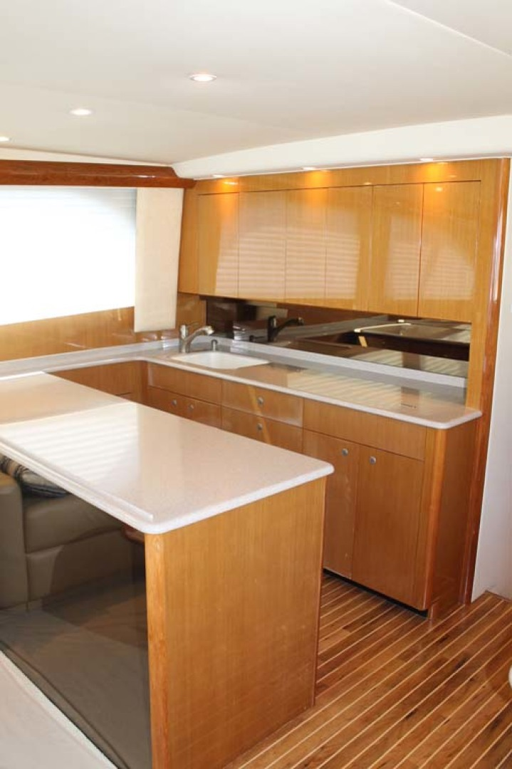 Viking-52 Convertible 2002-Wound Up Cape May-New Jersey-United States-Galley-1230061 | Thumbnail