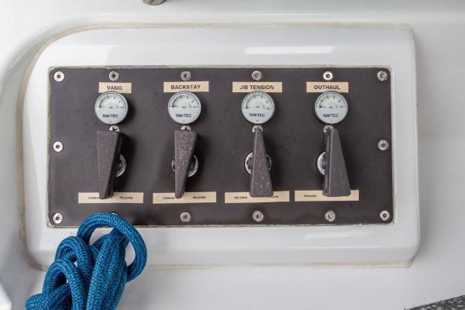 Custom-Farr 85 Deck Salon 2020-Sapphire Knight California-United States-1230211 | Thumbnail