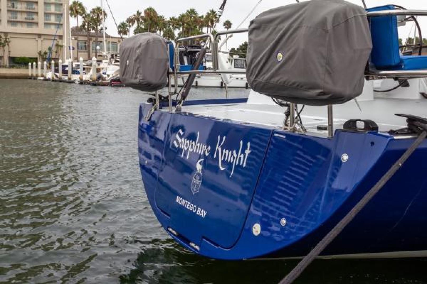 Custom-Farr 85 Deck Salon 2020-Sapphire Knight California-United States-1230222 | Thumbnail