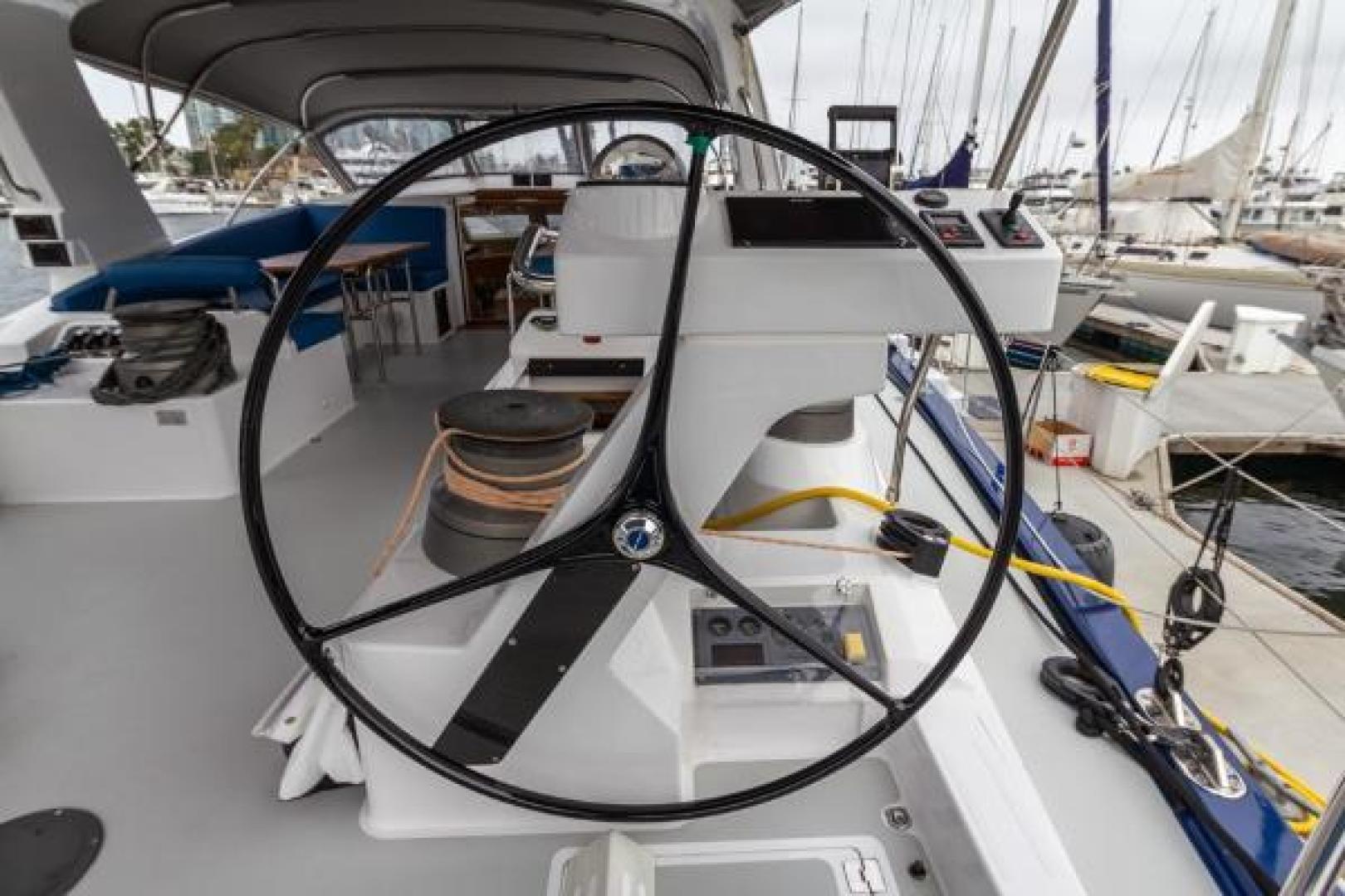 Custom-Farr 85 Deck Salon 2020-Sapphire Knight California-United States-1230217 | Thumbnail