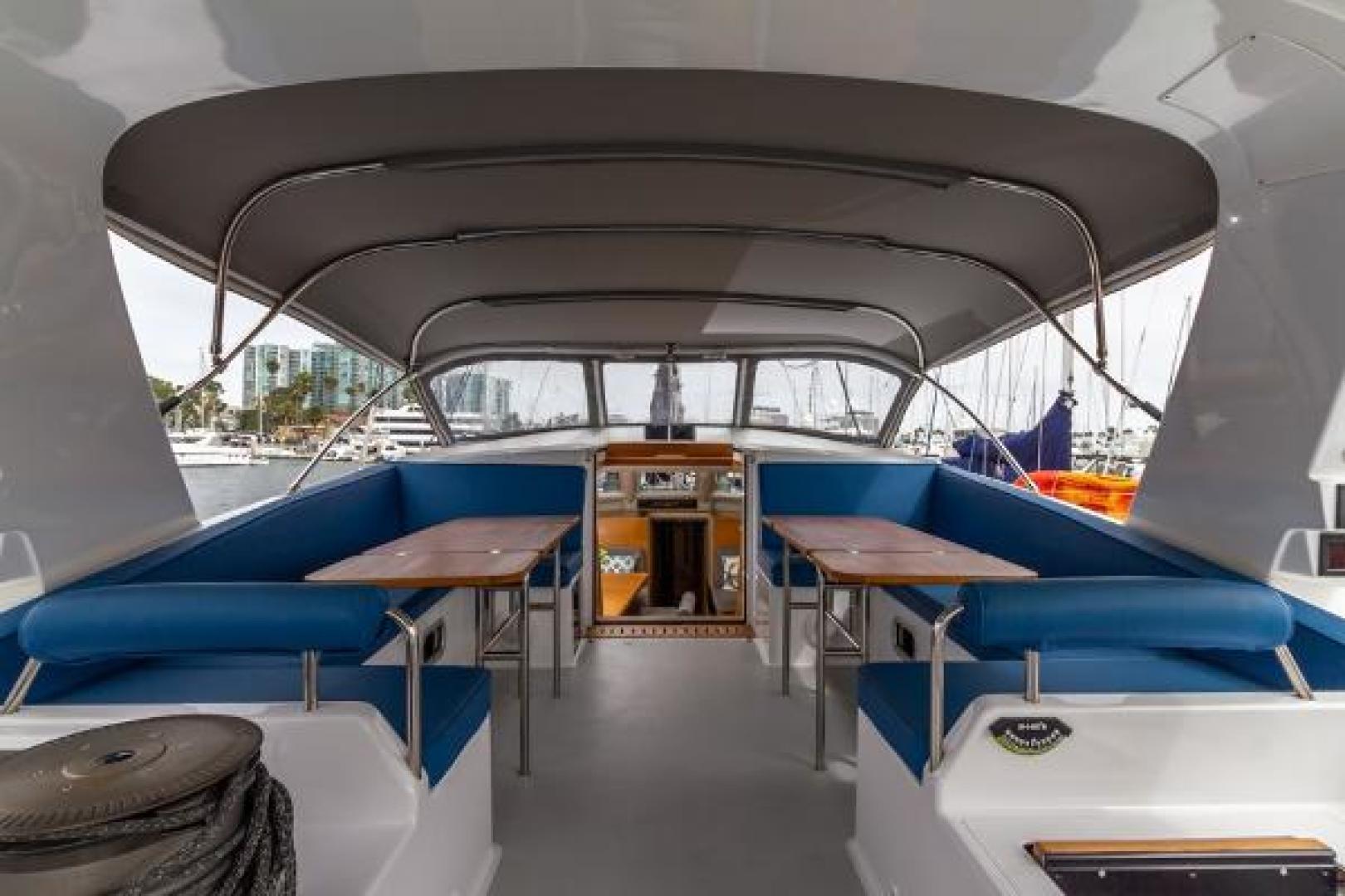 Custom-Farr 85 Deck Salon 2020-Sapphire Knight California-United States-1230212 | Thumbnail
