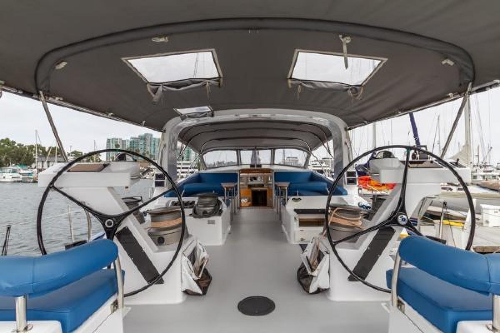 Custom-Farr 85 Deck Salon 2020-Sapphire Knight California-United States-1230215 | Thumbnail