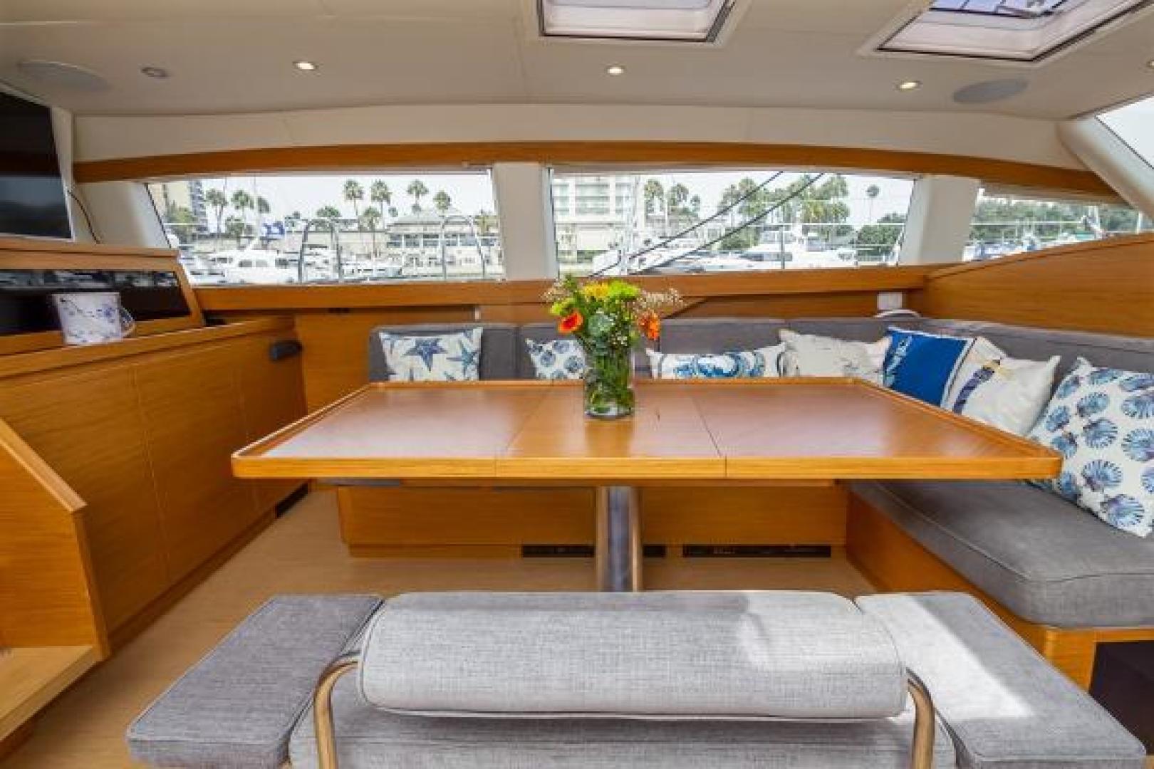 Custom-Farr 85 Deck Salon 2020-Sapphire Knight California-United States-1230204 | Thumbnail