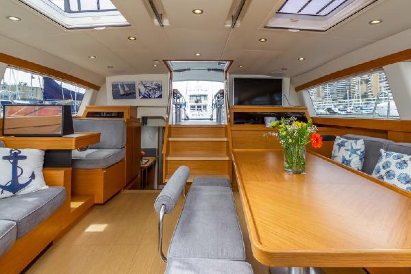 Custom-Farr 85 Deck Salon 2020-Sapphire Knight California-United States-1230206 | Thumbnail