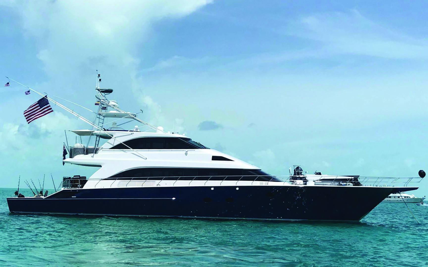 103' Westship Sportfish Yacht