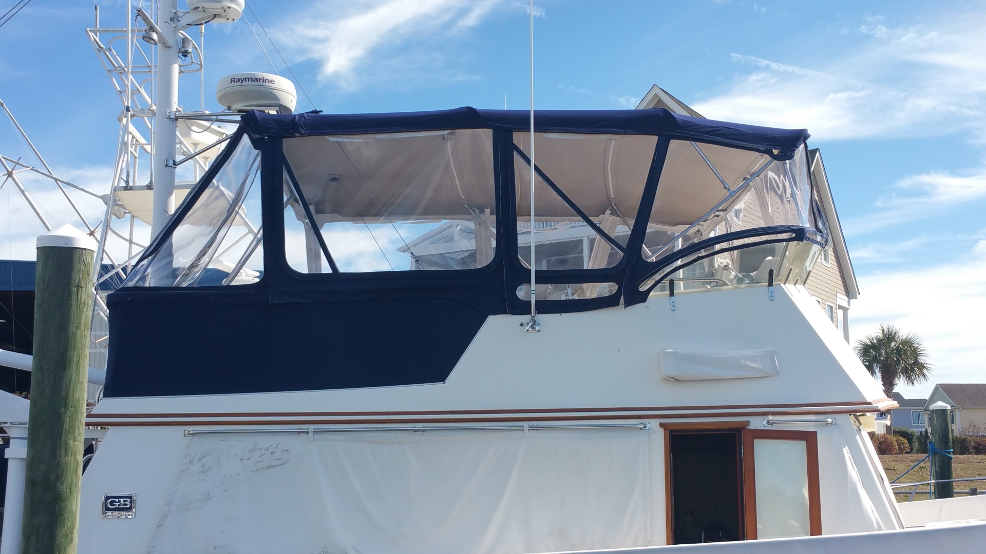 Picture Of: 42' Grand Banks 42 Classic w/ Seakeeper 1996 Yacht For Sale | 2 of 105