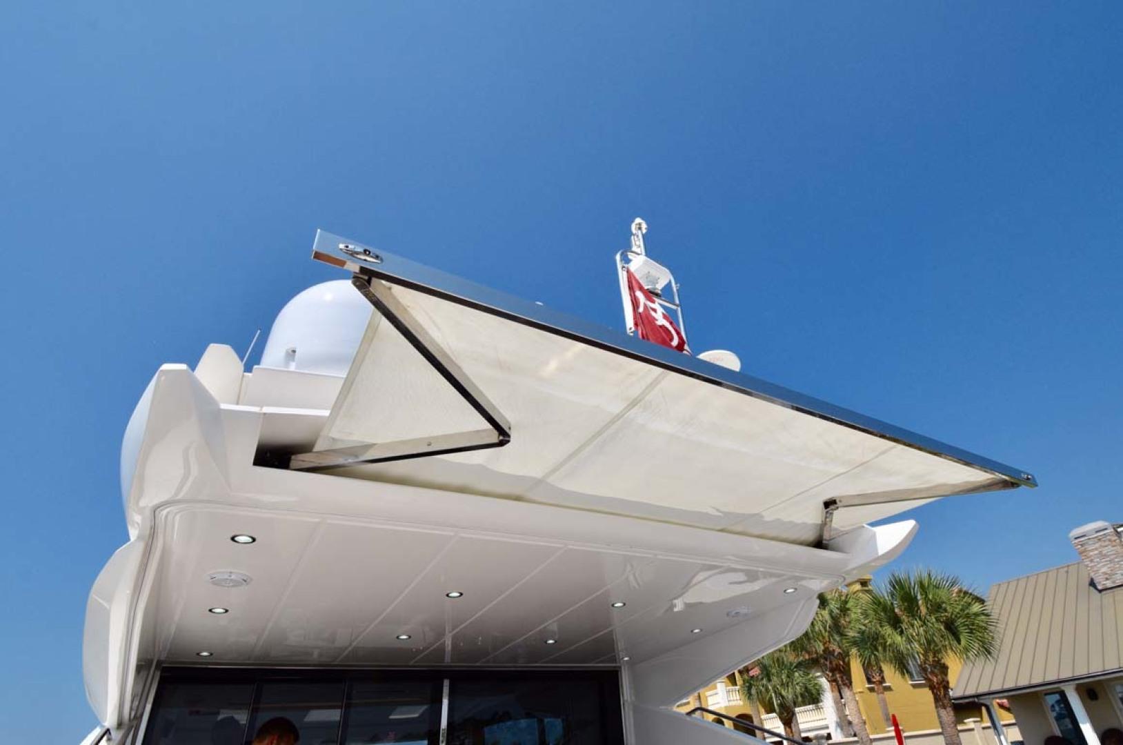 Princess-V72 2013-High Bid Destin-Florida-United States-Retractable Awning-1233061 | Thumbnail