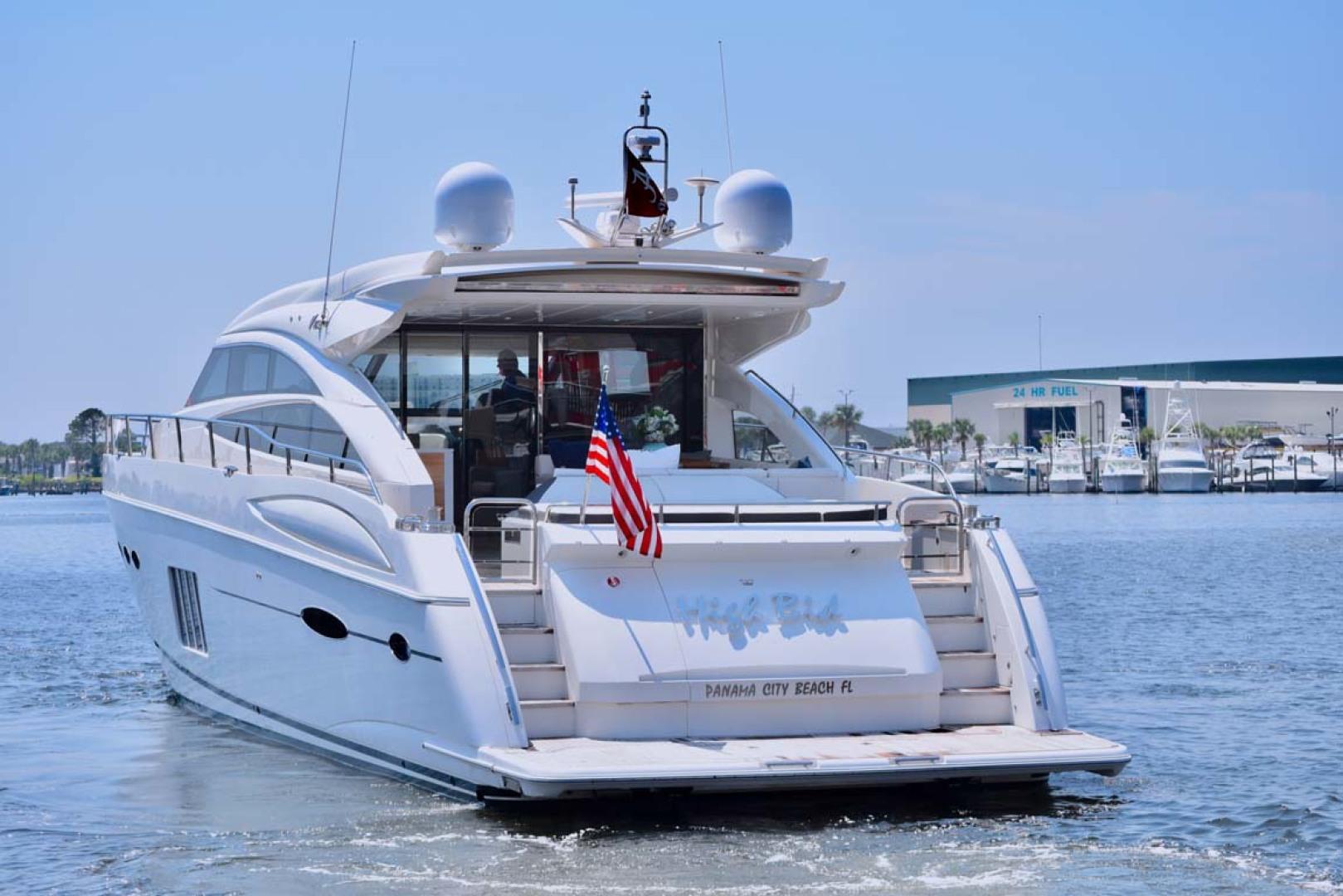 Princess-V72 2013-High Bid Destin-Florida-United States-Stern-1233104 | Thumbnail