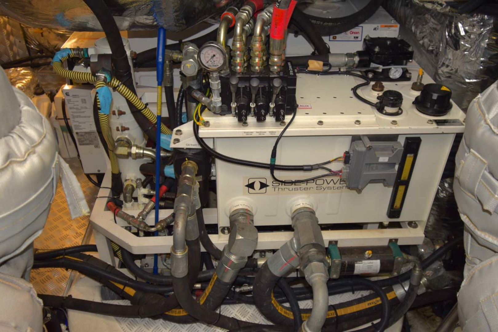 Princess-V72 2013-High Bid Destin-Florida-United States-Hydraulic Bow And Stern Thrusters-1233097 | Thumbnail