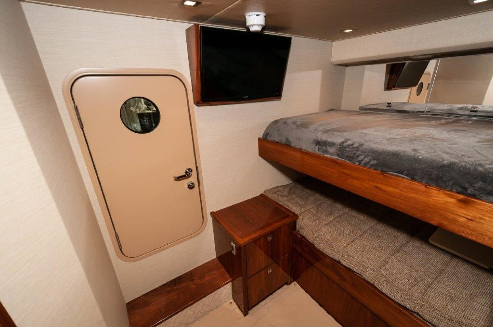 Viking-72 Enclosed Bridge 2017-SHARE E Orange Beach-Alabama-United States-2017 72 EB Viking SHARE-E Crew Quarters-1233226 | Thumbnail