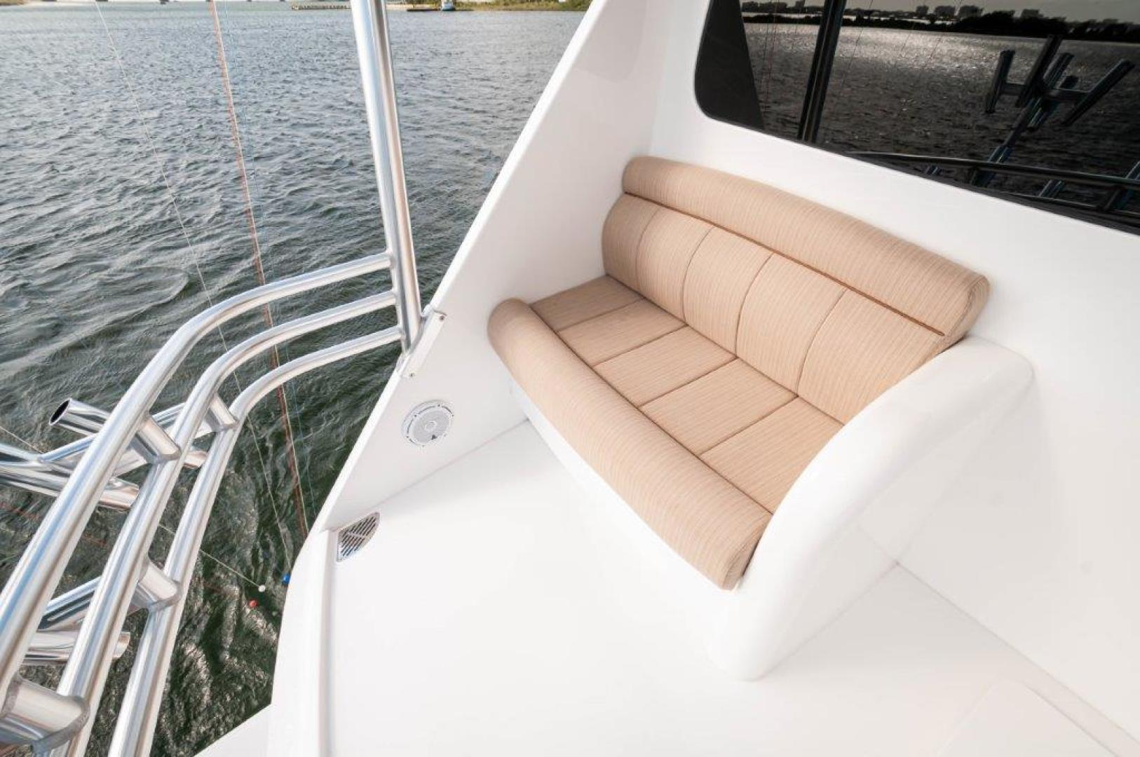 Viking-72 Enclosed Bridge 2017-SHARE E Orange Beach-Alabama-United States-2017 72 EB Viking SHARE-E Aux Helm-1233236 | Thumbnail
