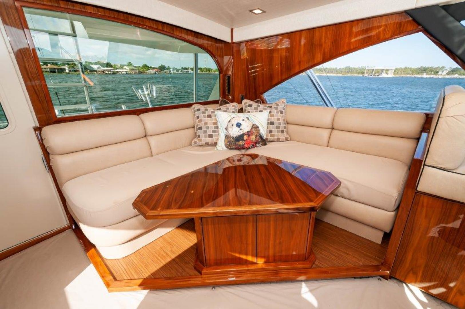 Viking-72 Enclosed Bridge 2017-SHARE E Orange Beach-Alabama-United States-2017 72 EB Viking SHARE-E  Helm-1233234 | Thumbnail
