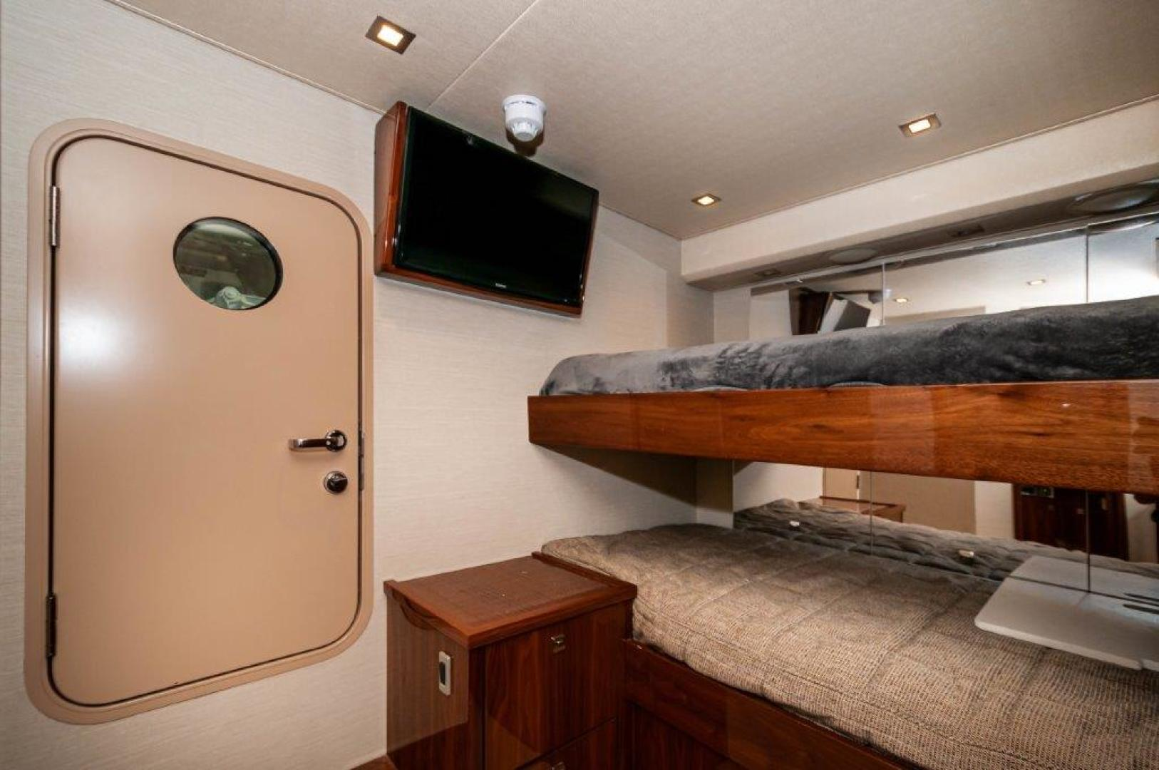 Viking-72 Enclosed Bridge 2017-SHARE E Orange Beach-Alabama-United States-2017 72 EB Viking SHARE-E  Crew Quarters-1233225 | Thumbnail