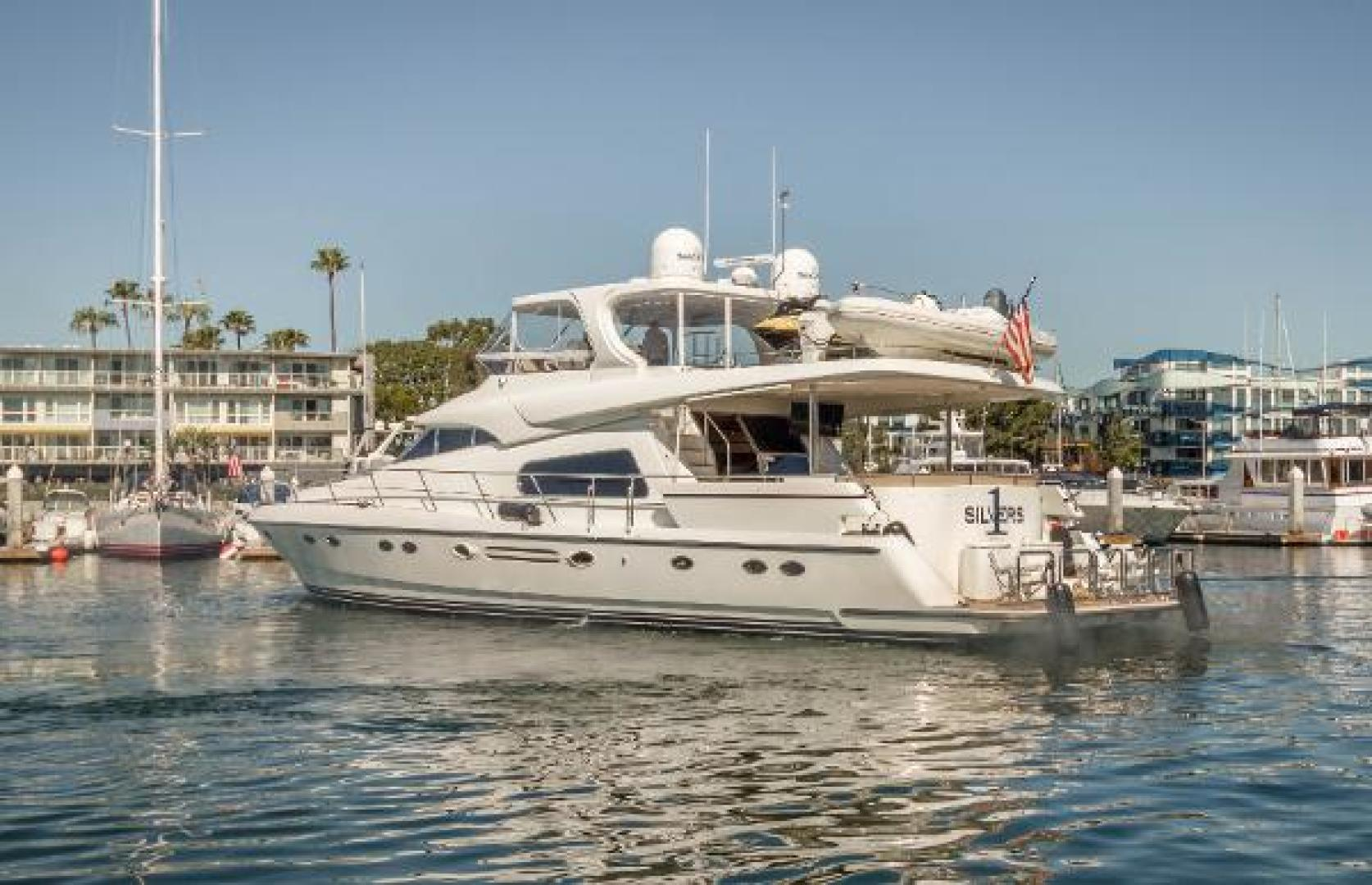 Picture Of: 70' Johnson Motor Yacht 2005 Yacht For Sale | 2 of 44