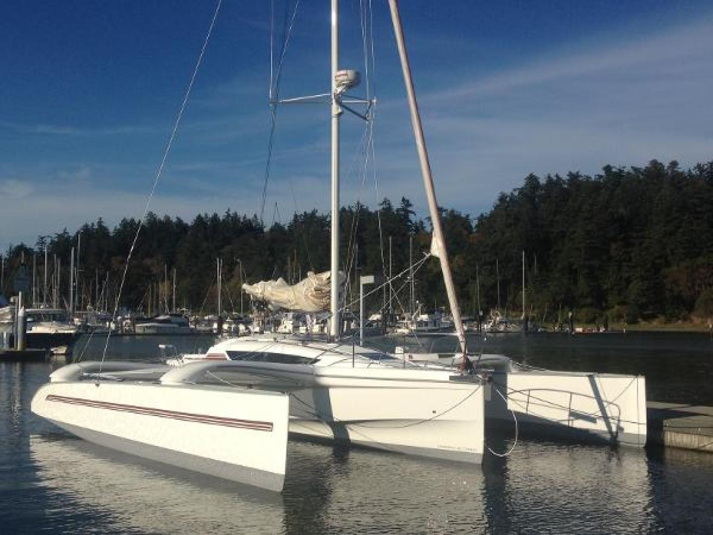 Picture Of: 32' Dragonfly 32 2016 Yacht For Sale | 1 of 2