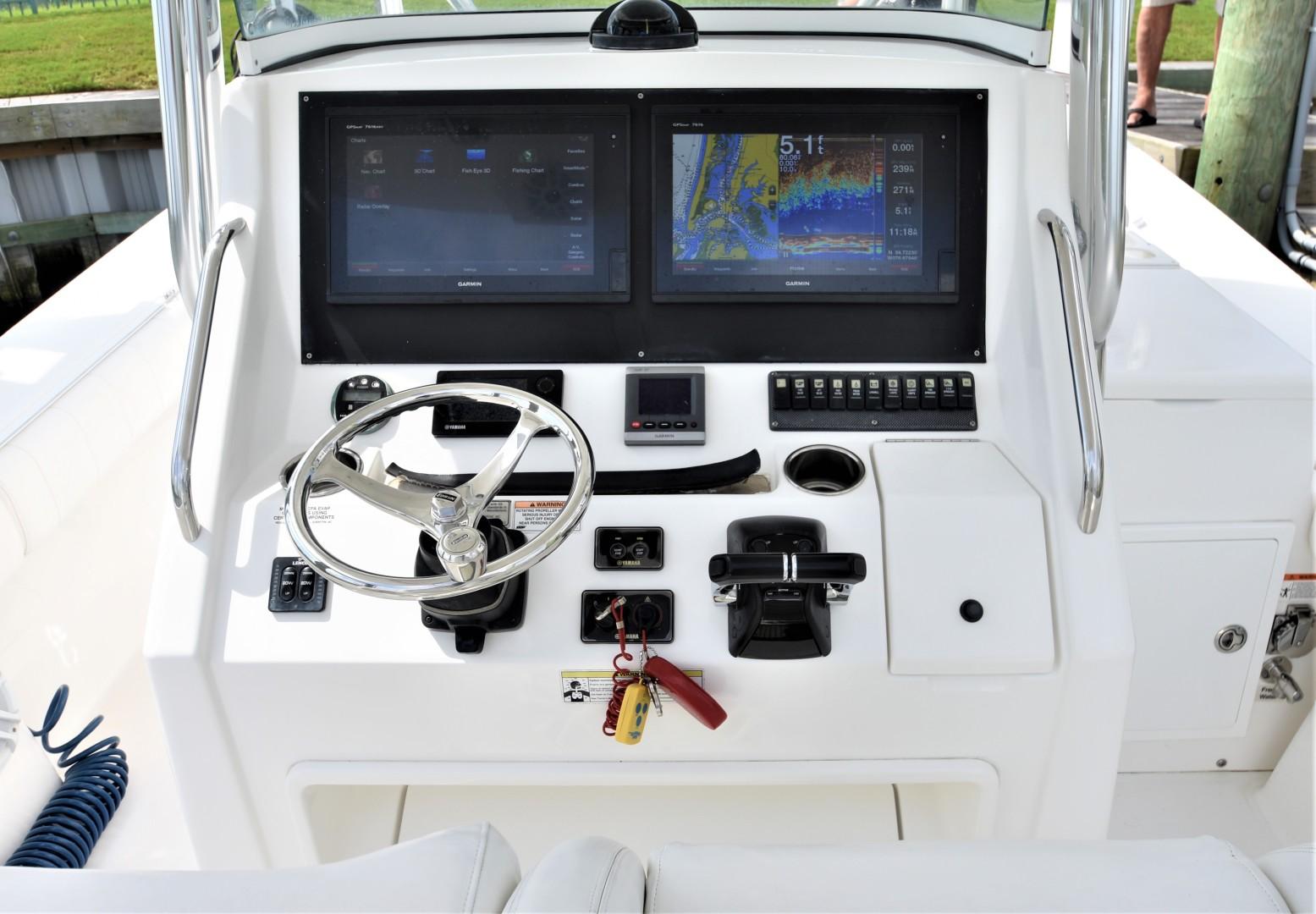 Regulator-34SS Center Console 2012-Reel Dirty Beaufort-North Carolina-United States-1235014 | Thumbnail