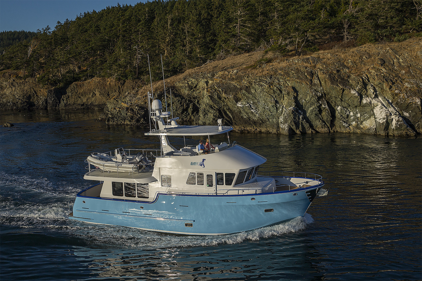 Picture Of: 57' Northern Marine Expedition 2017 Yacht For Sale | 2 of 51