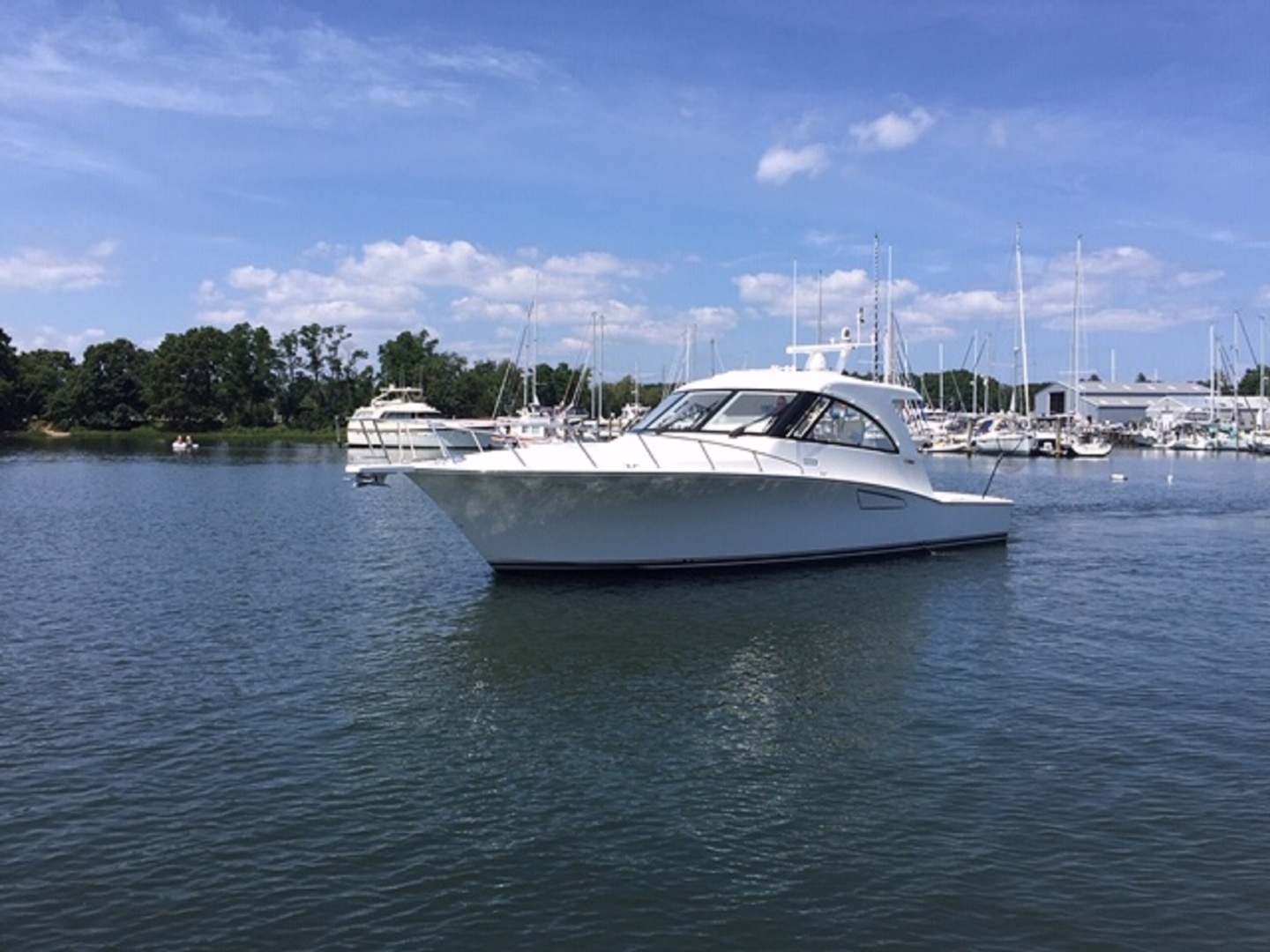 GHOST is a Cabo 40 HTX Yacht For Sale in GREENPORT--0