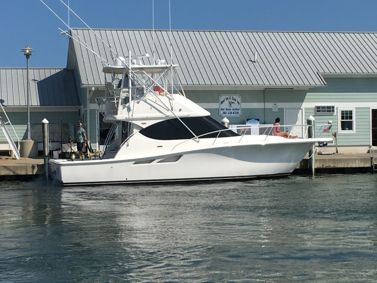 Picture Of: 39' Tiara 39 Convertible 2015 Yacht For Sale | 1 of 28