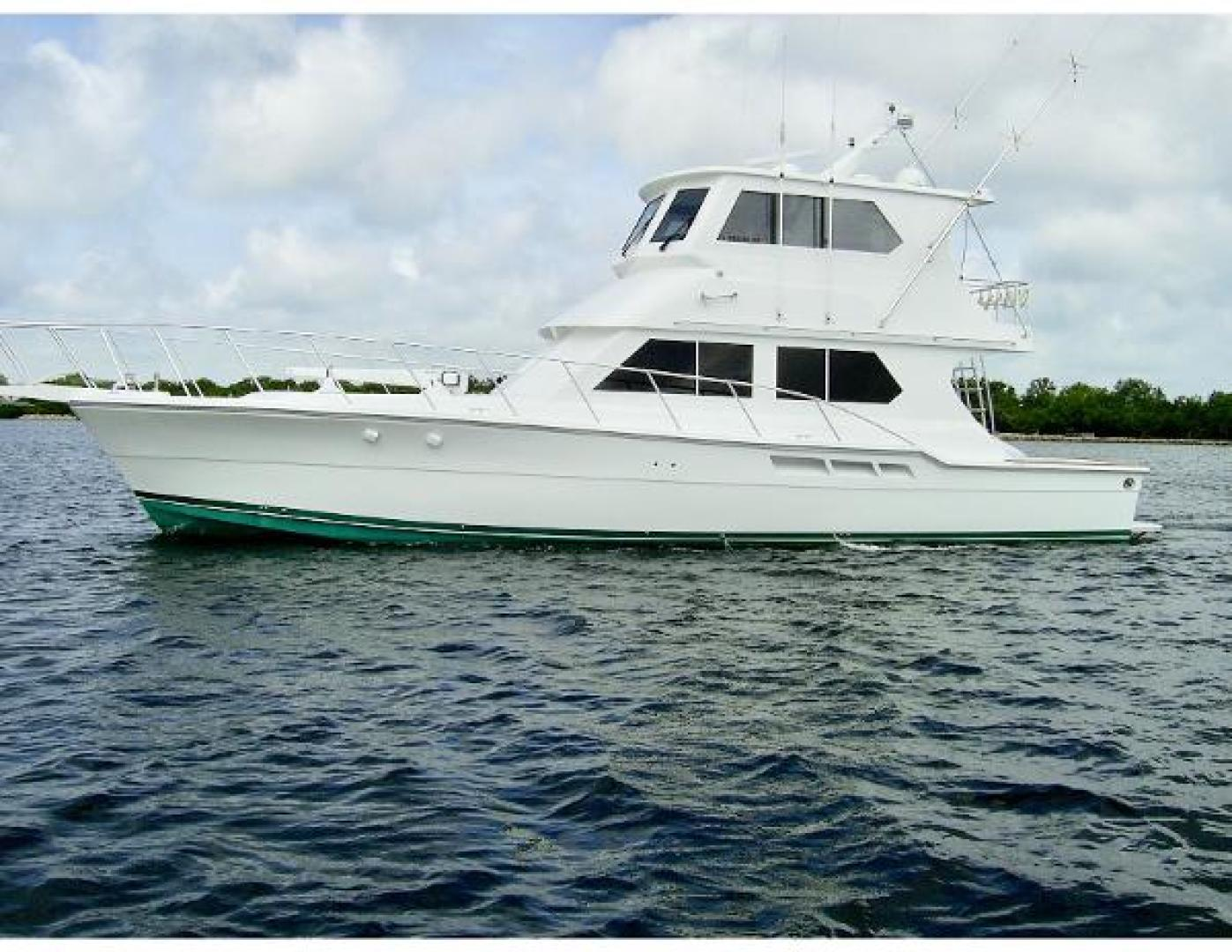 Picture Of: 55' Ricker Custom Sportfish 2005 Yacht For Sale | 2 of 73