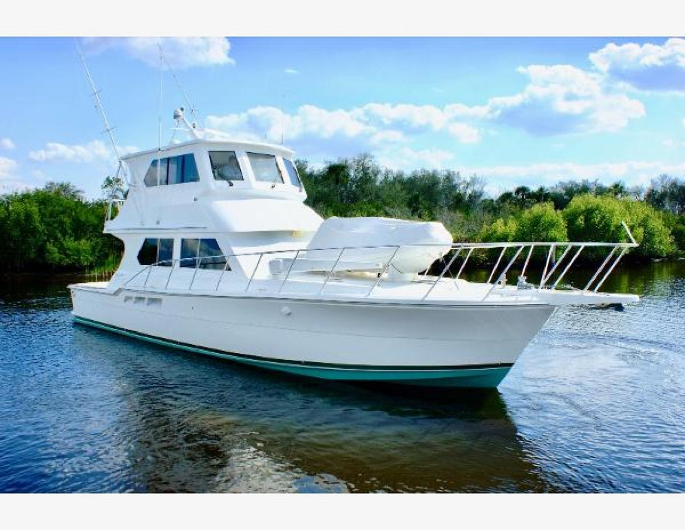 Picture Of: 55' Ricker Custom Sportfish 2005 Yacht For Sale | 1 of 73
