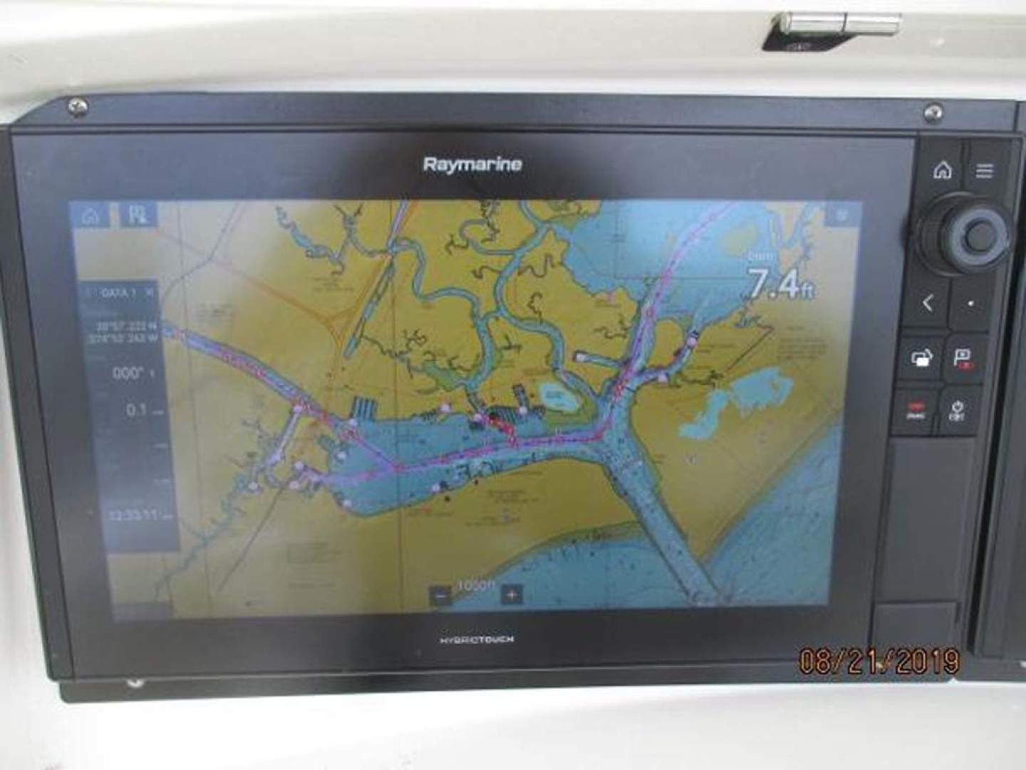 Boston Whaler-320 Outrage 2011 -Cape May-New Jersey-United States-Electronics-1237218 | Thumbnail