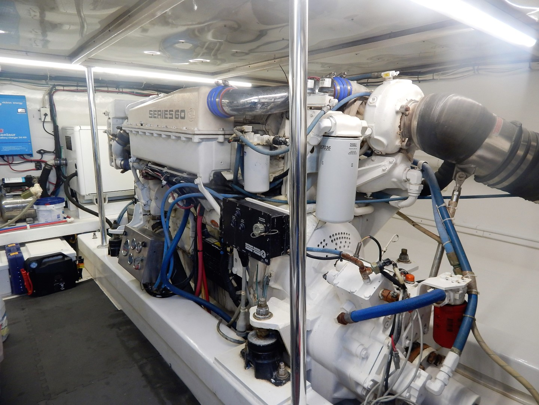 Custom-Perdue Custom Yachts Sportfish 2006-BACKLASH VA BEACH-Virginia-United States-1286582 | Thumbnail