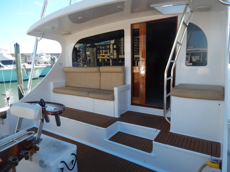 Custom-Perdue Custom Yachts Sportfish 2006-BACKLASH VA BEACH-Virginia-United States-1286548 | Thumbnail