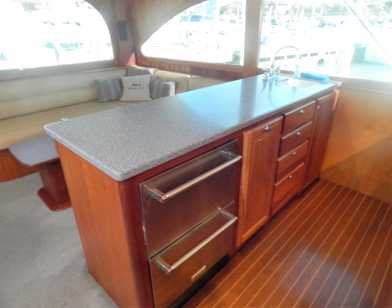 Custom-Perdue Custom Yachts Sportfish 2006-BACKLASH VA BEACH-Virginia-United States-1286569 | Thumbnail