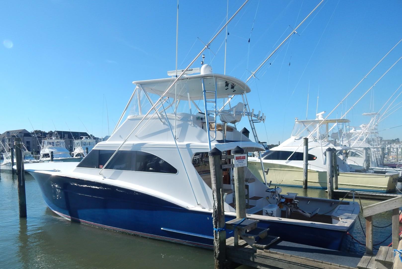 Custom-Perdue Custom Yachts Sportfish 2006-BACKLASH VA BEACH-Virginia-United States-1286547 | Thumbnail