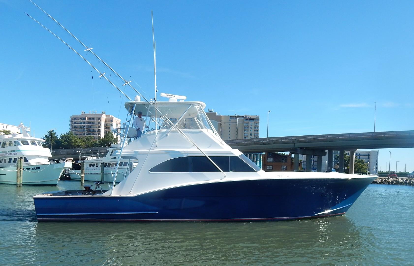 Custom-Perdue Custom Yachts Sportfish 2006-BACKLASH VA BEACH-Virginia-United States-1286536 | Thumbnail