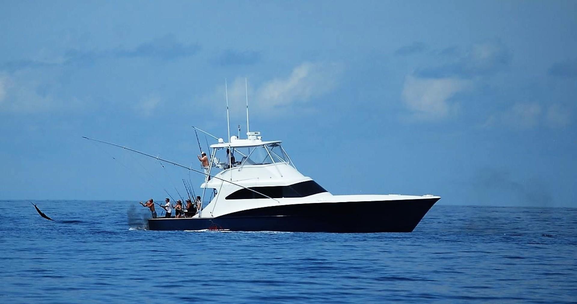 Custom-Perdue Custom Yachts Sportfish 2006-BACKLASH VA BEACH-Virginia-United States-1286538 | Thumbnail