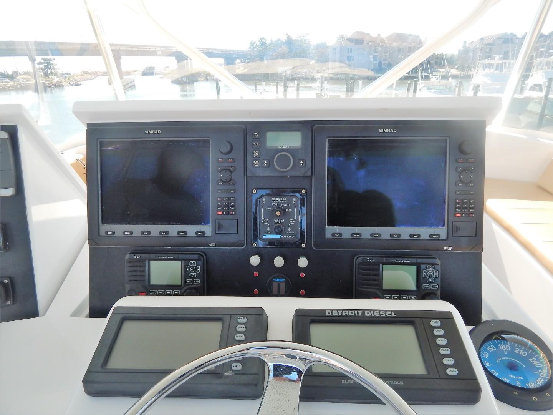 Custom-Perdue Custom Yachts Sportfish 2006-BACKLASH VA BEACH-Virginia-United States-1286554 | Thumbnail
