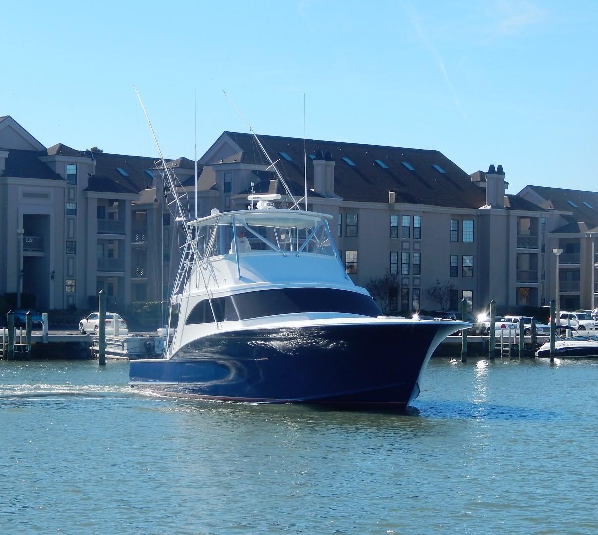 Custom-Perdue Custom Yachts Sportfish 2006-BACKLASH VA BEACH-Virginia-United States-1286541 | Thumbnail
